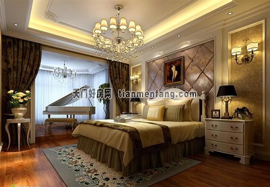 8款欧式风格卧室